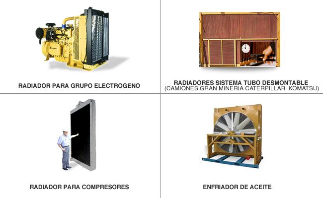 Radiadores gallardo radiadores para la industria for Fabricacion radiadores